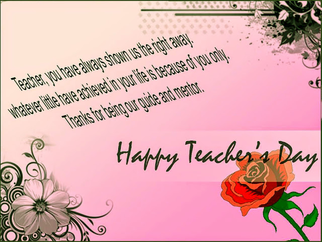 Teachers day 2016 wallpaper