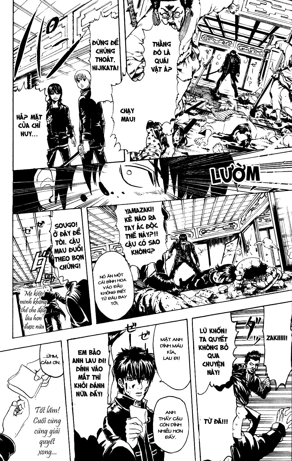 Gintama Chap 281 page 15 - Truyentranhaz.net