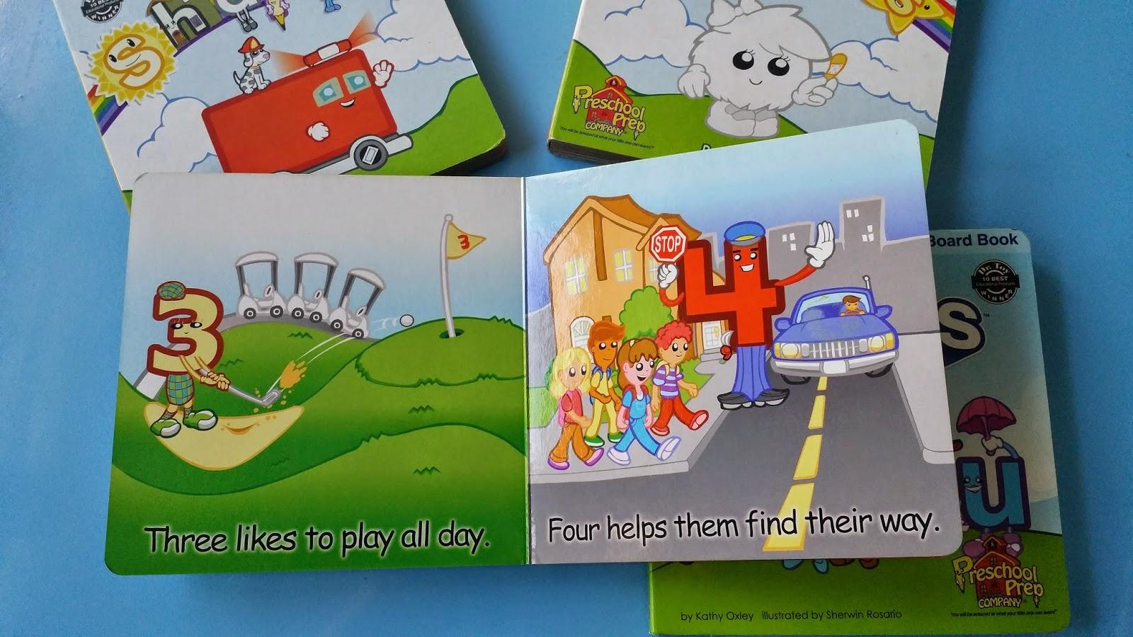 Review: Preschool Prep Co. - Fynn Life, Simple Life