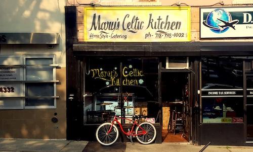 Maryu0027s Celtic Kitchen