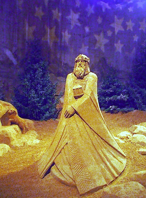 valkenburg nativity scene