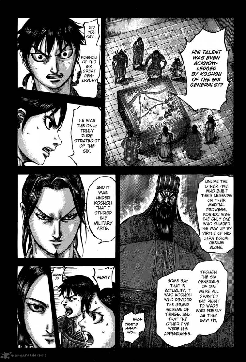 Kingdom - Chapter 504