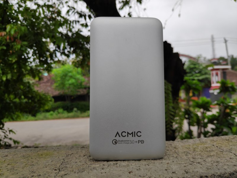 Review Acmic A10Pro Gen2 10000mAh