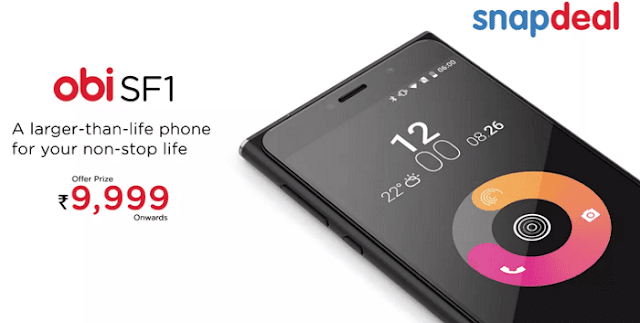 Obi-Worldphone- SF1 -Specifications
