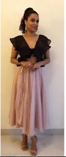 Spotted : Swara Bhaskar in shazé Ring