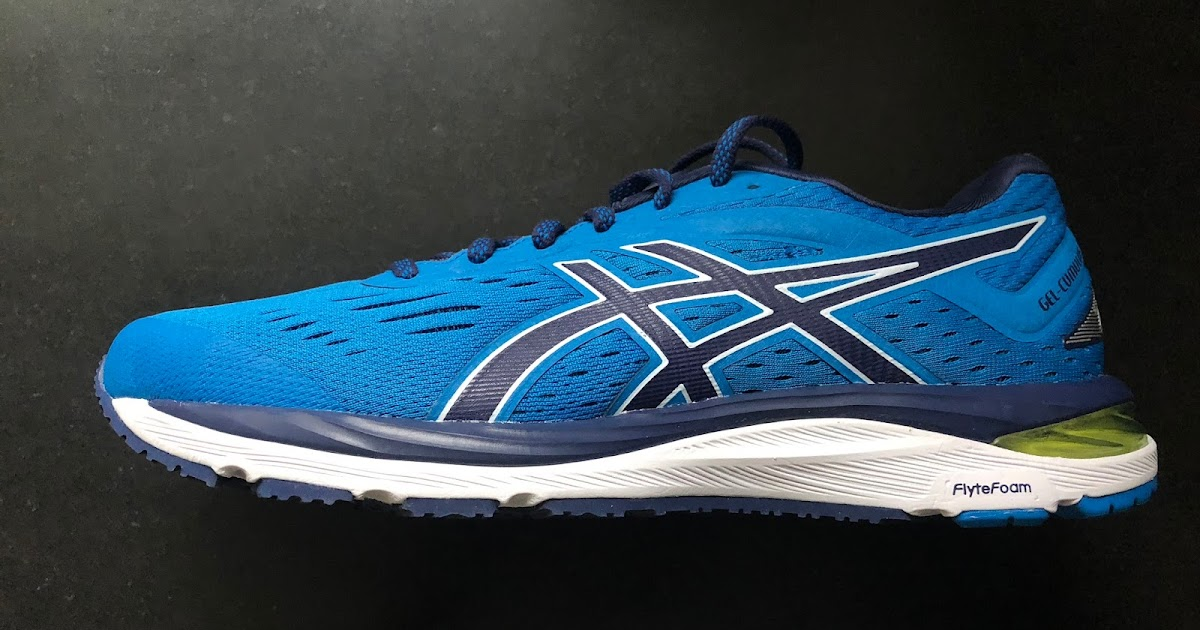 asics gel cumulus 14 test