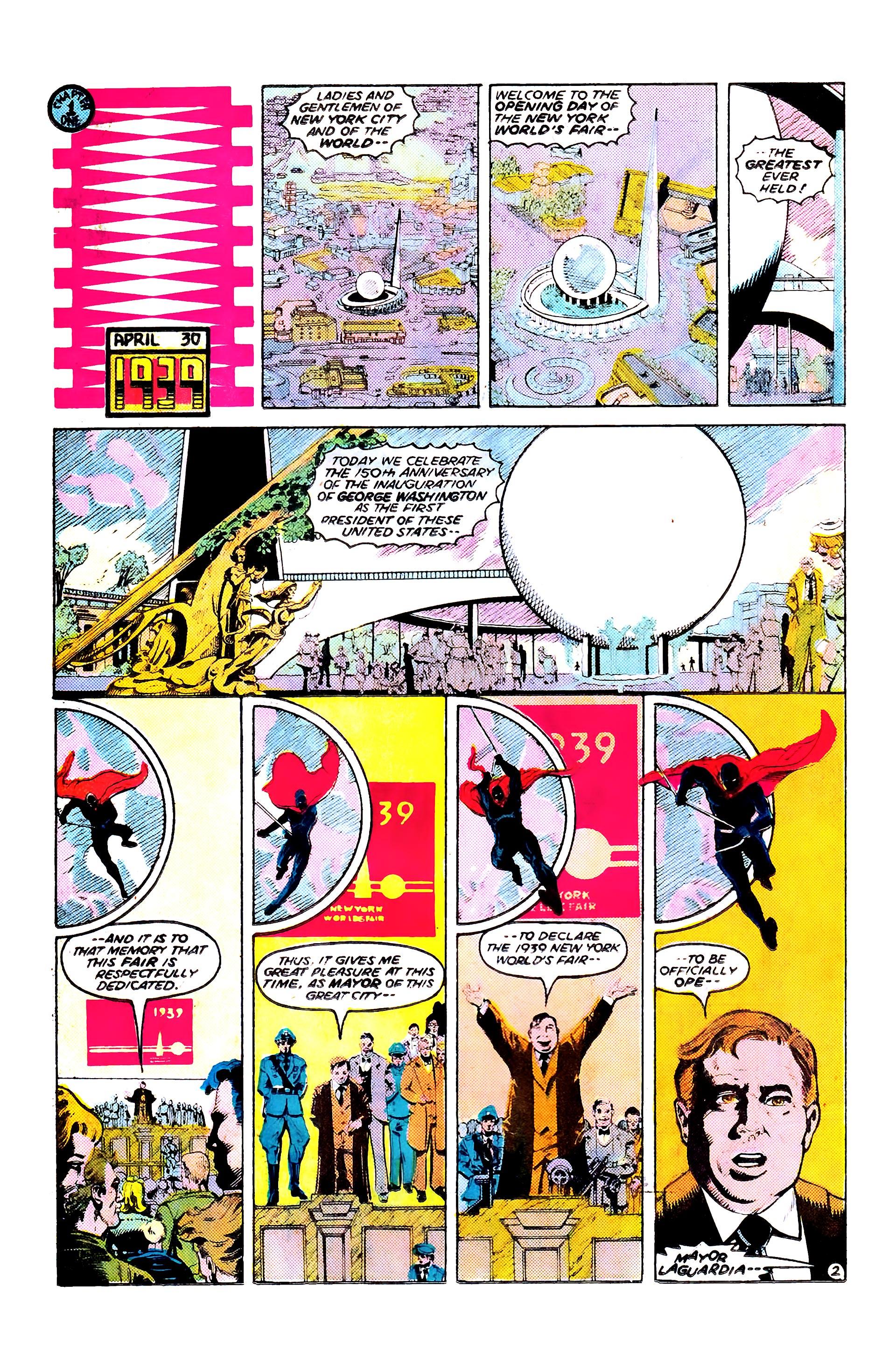 Read online Secret Origins (1986) comic -  Issue #7 - 26