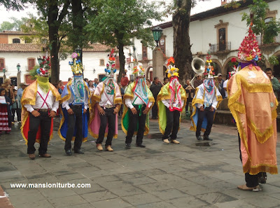 Purepecha Dances in Pátzcuaro