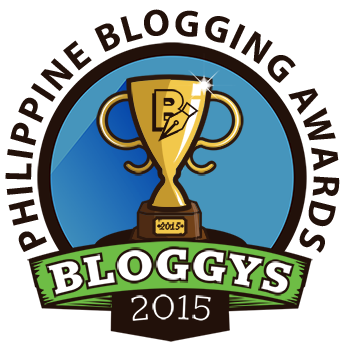 Bloggys 2015 - Philippine Blogging Awards