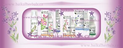 Přírodní kosmetika Baikal Herbals