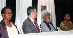 I'm responding to militants' overtures says Wole Soyinka