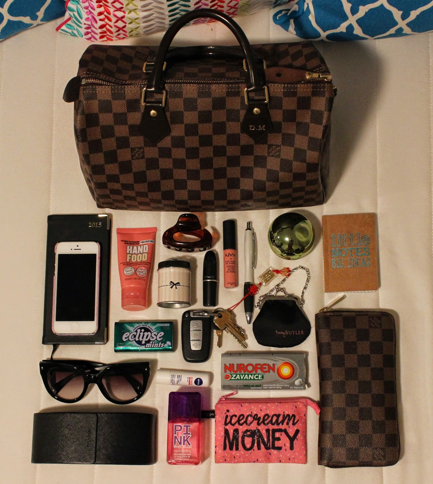 04851ade4eca8f Style by Darcie: What's In My Purse