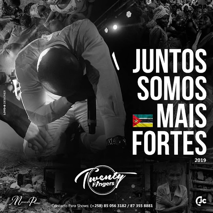 Twenty Fingers - Juntos Somos Mais Fortes [DOWNLOAD MP3]