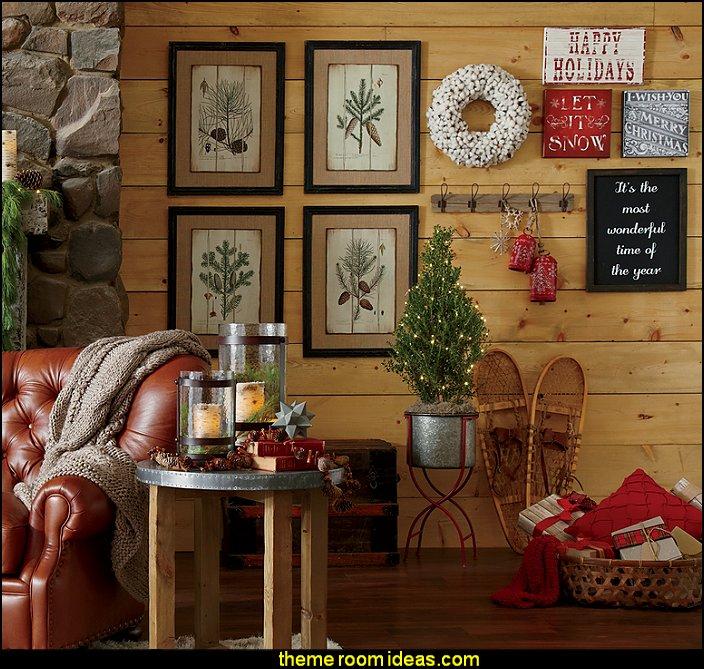 Maries Manor: Rustic Christmas