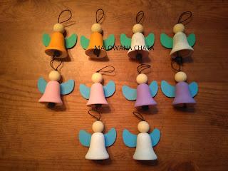 Aniołki dzwoneczki