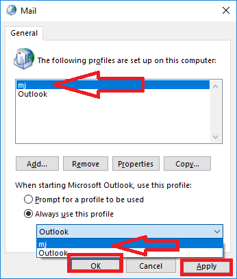 Learn New Things: How to Reset Outlook Default Setting In