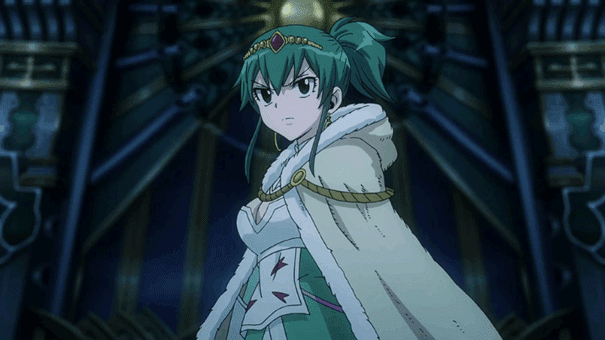 Hisui - Karakter Anime Putri Kerajaan Terbaik dan Tercantik