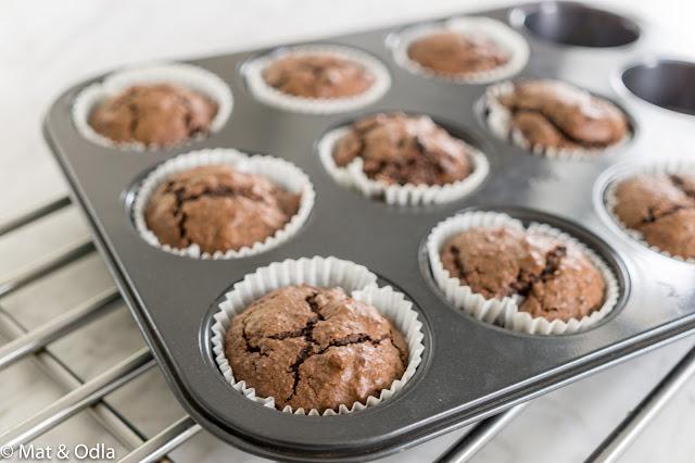 glutenfria muffins