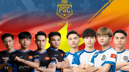 Divine eSports lần thứ ba trở thành nhà Vô địch PUBG Đông Nam Á