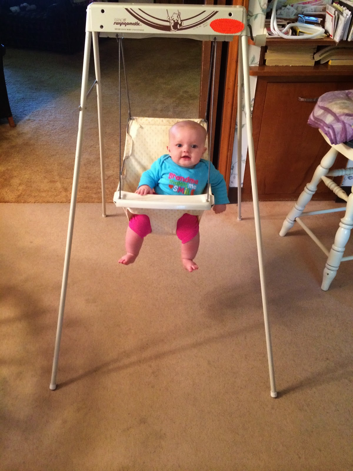 Old Fashioned Style Baby Swing Pictures to Pin on ...