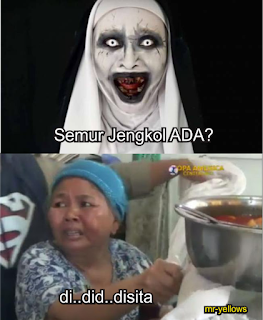 Meme The Conjuring 2 (Valak)
