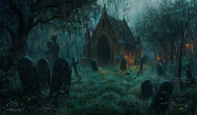 the lair 10 graveyard encounters