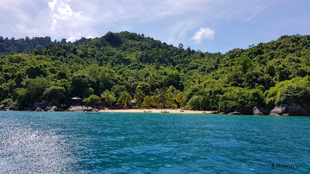 Hyeon Travel Journal; Pulau Perhentian