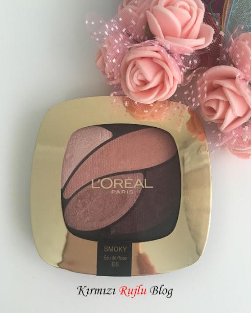 loreal eau de rose
