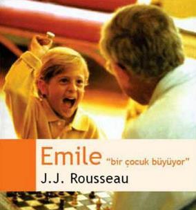 Jean Jacques Rousseau - Emile