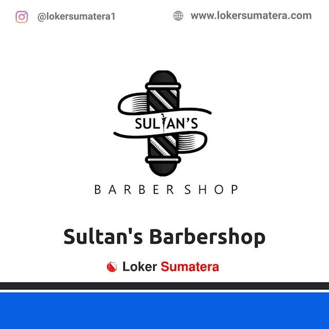 Lowongan Kerja Pekanbaru, Sultans Barbershop Juli 2021