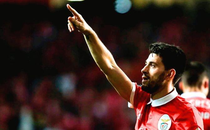 Benfica Futebol Pizzi