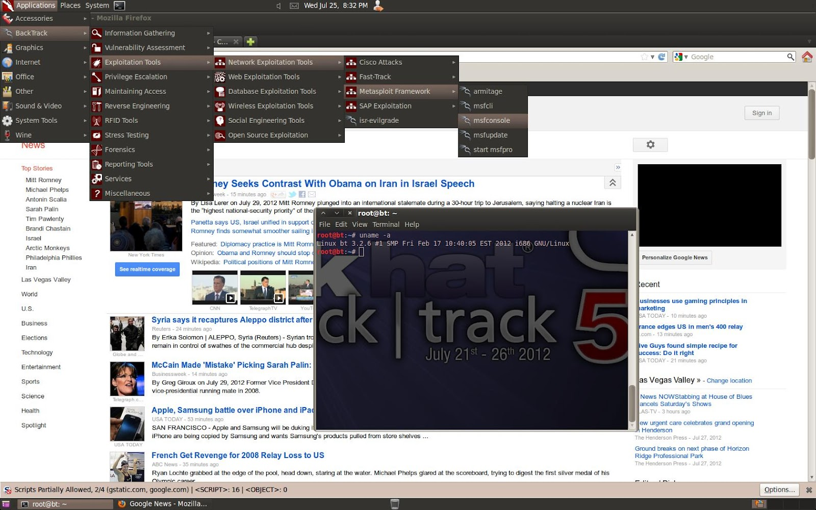 How to install backtrack 5 r3 on windows 7/8 using vmware.