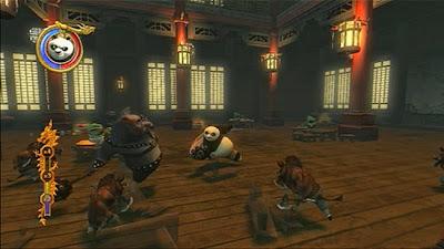 Kung Fu Panda Game (1)