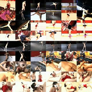 Голое фигурное катание / Zenra SOD - Nude Figure Skating.