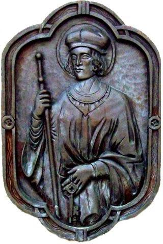 sveti Gamelbert - duhovnik