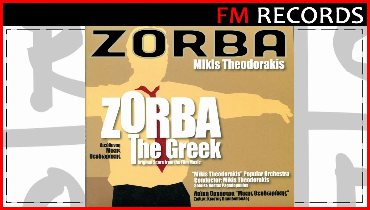 zorba the greek soundtracks-alexis zorbas soundtracks