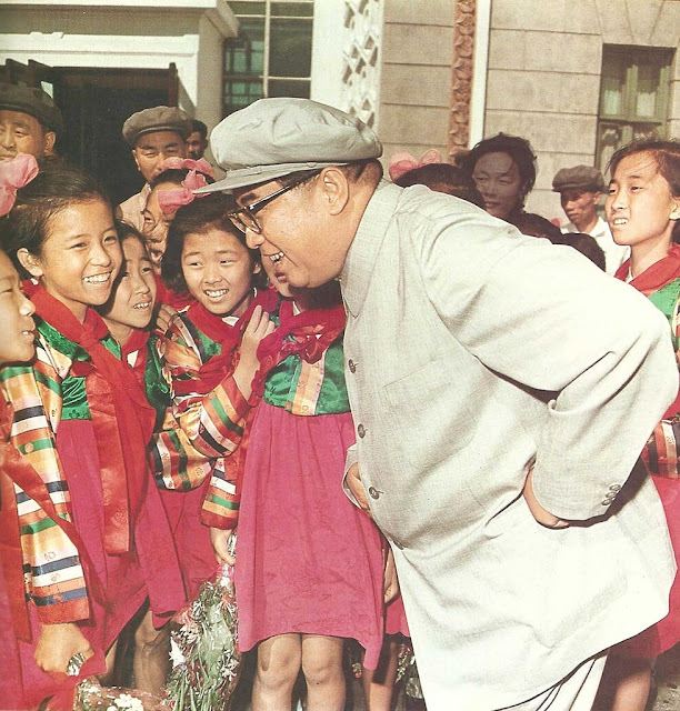 Rare Color Photographs Capture Daily Life In North Korea
