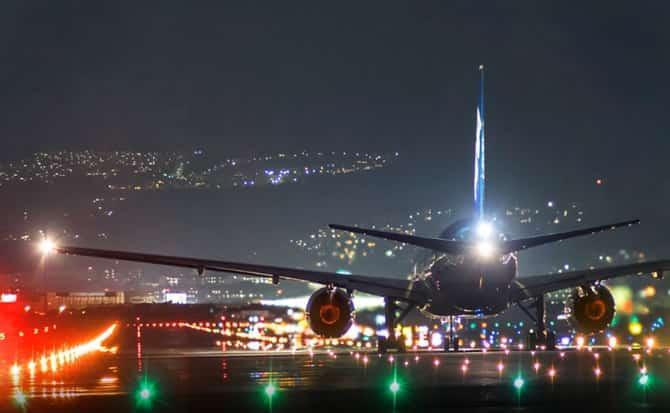 Aviones, vuelos, aerolíneas