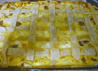 Italian Easter sausage pie