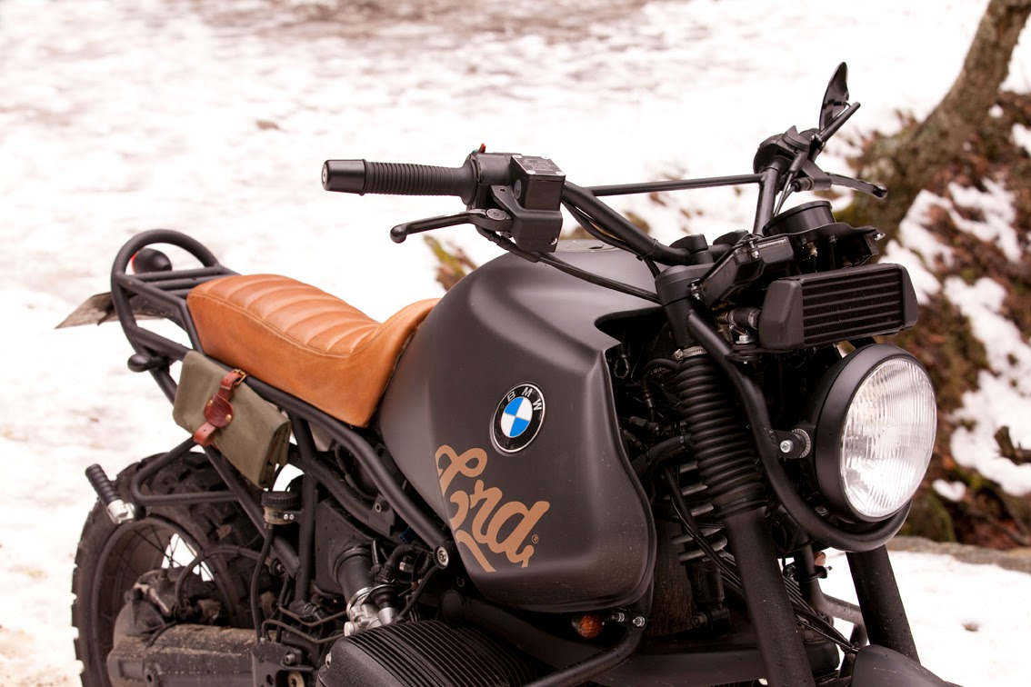 Racing Cafè: BMW R 1100 GS