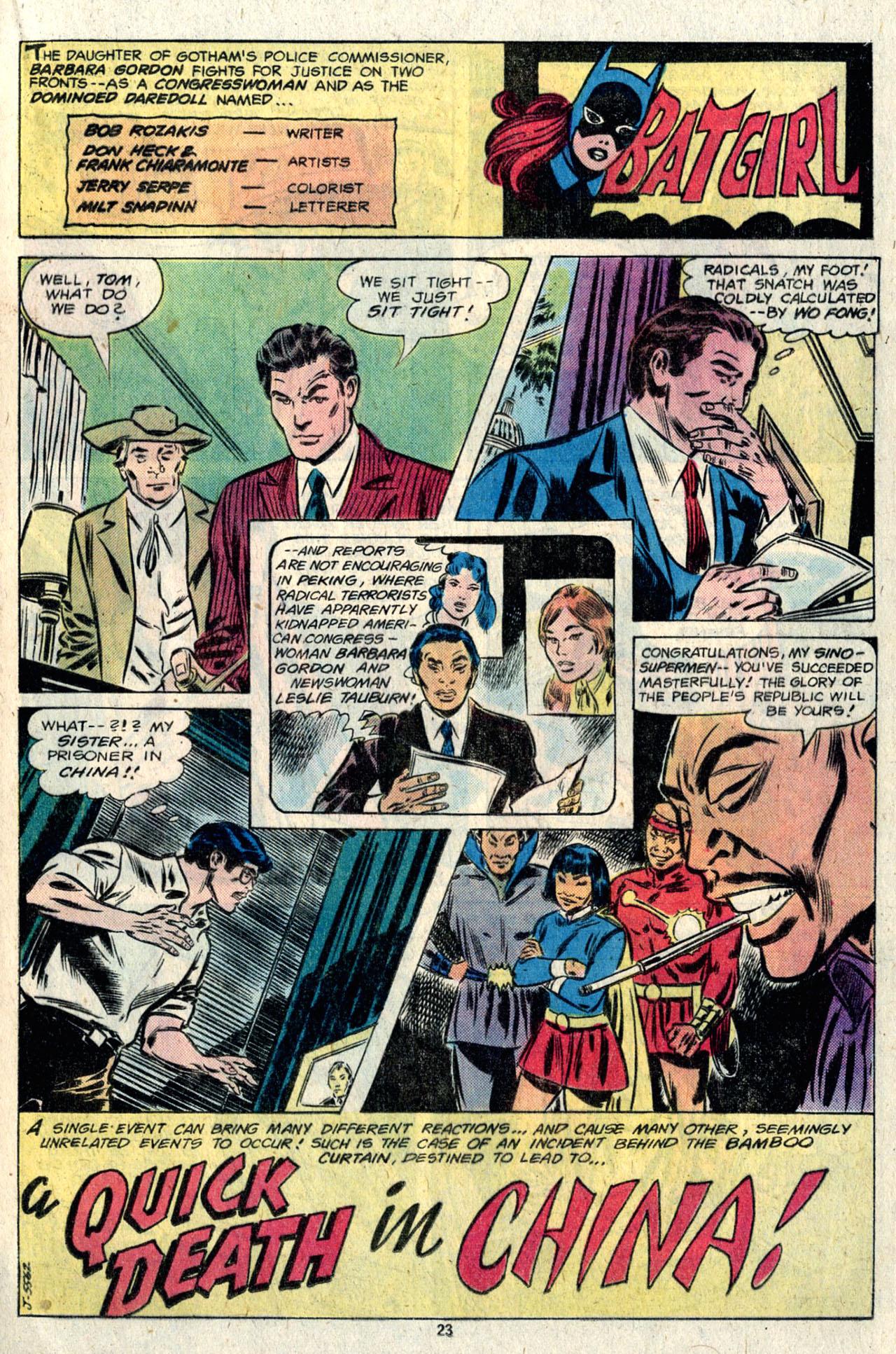 Detective Comics (1937) 482 Page 23
