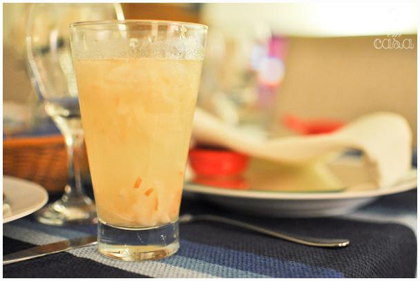 receita de bebida de lichia
