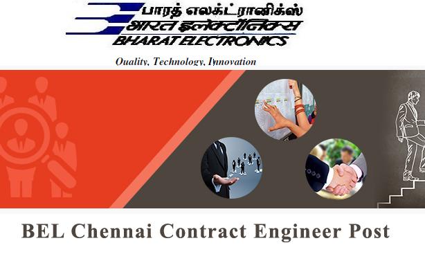 BEL India Chennai recruitment, bel-india.com career, chennai.bghr-recruitment 2017
