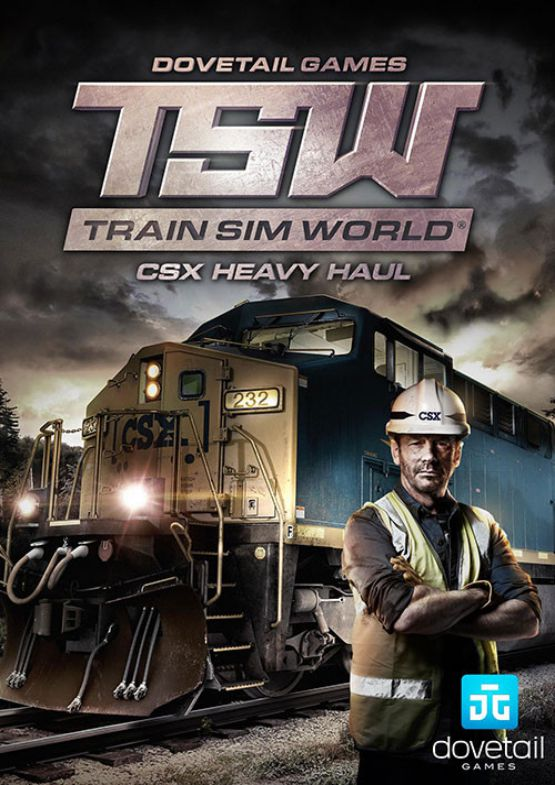 Download Train Sim World CSX Heavy Paul for PC free full version