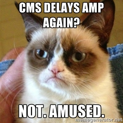 In What Has Become A Semi Annual Ritual The Centers For Medicare Medicaid Services Cms Last Night Announced Plans To Delay The Federal Upper Limits