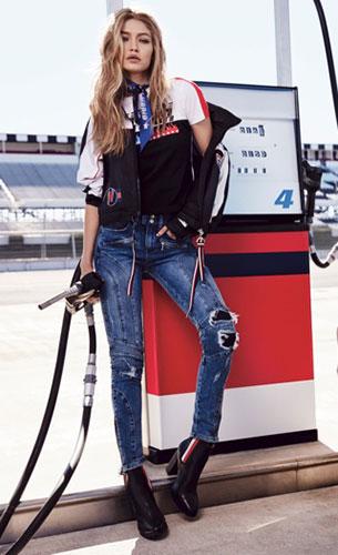 Tommy Hilfiger Gigi primavera verano 2018 moda