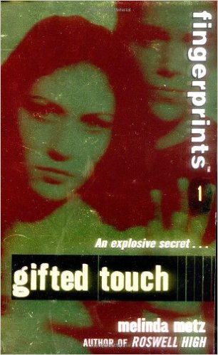 Gifted Touch –  Melinda Metz