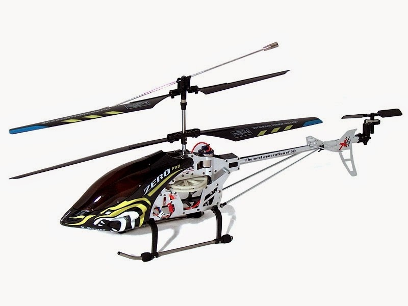Diy helicopter electronics replacement arduino tinkering