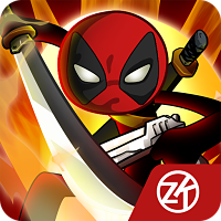 Stick vs zombie Stickman warriors Epic fight