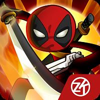 Tải Stick vs zombie Stickman warriors Epic fight Hack Full Tiền